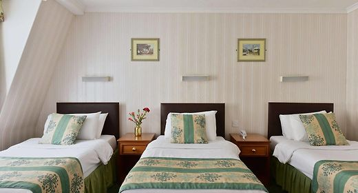 Columbia London | 2-Star Accommodation in Tower Hamlets from £162